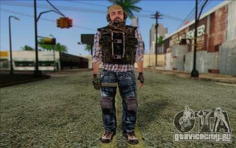 Tanny from ArmA II: PMC для GTA San Andreas