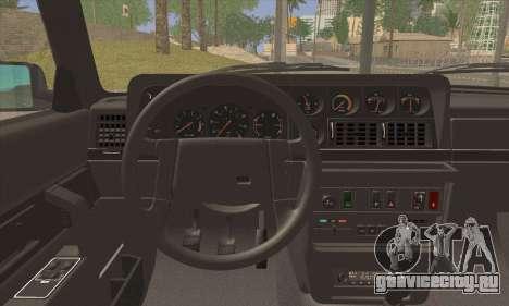 Volvo 242 Stance Works для GTA San Andreas