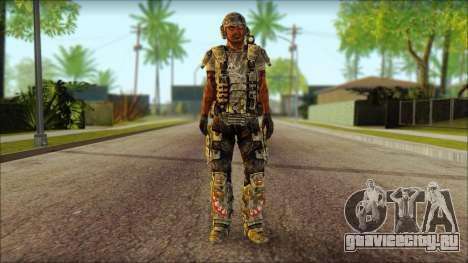 Космодесантник (Aliens vs. Predator 2010) v2 для GTA San Andreas