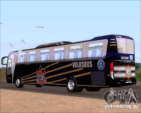 Busscar Vissta Buss LO Faleca для GTA San Andreas вид сзади слева