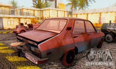 Dacia 1310 MLS Rusty Edition 1988 для GTA San Andreas вид справа