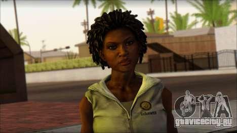 Joslin Reyes для GTA San Andreas третий скриншот