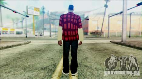 Bmypol1 from Beta Version для GTA San Andreas второй скриншот