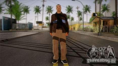 Russian Mafia Skin для GTA San Andreas
