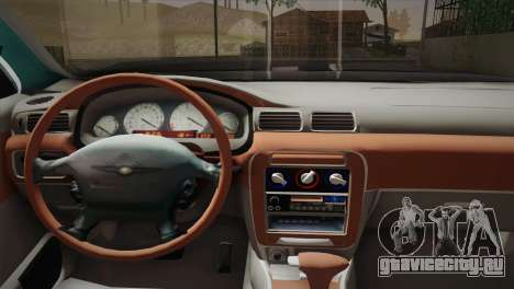 Chrysler 300M для GTA San Andreas вид сзади слева