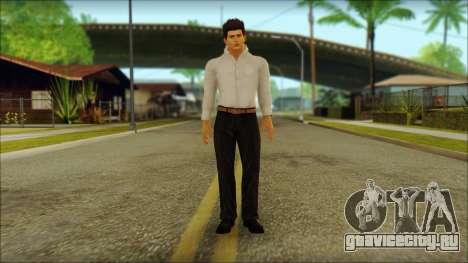 Dead Or Alive 5 Jann Lee 3rd Outfit для GTA San Andreas