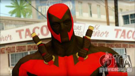 Ultimate Deadpool The Game Cable для GTA San Andreas третий скриншот