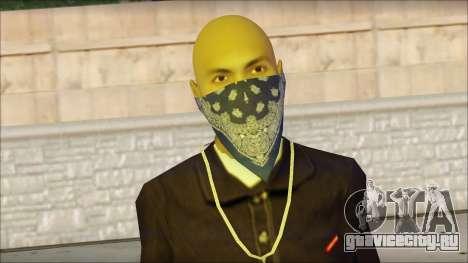 El Coronos Skin 3 для GTA San Andreas третий скриншот