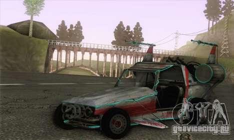 Space Docker from GTA V для GTA San Andreas