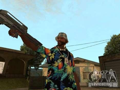 Поза гангстера для GTA San Andreas третий скриншот