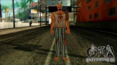 Manhunt Ped 8 для GTA San Andreas
