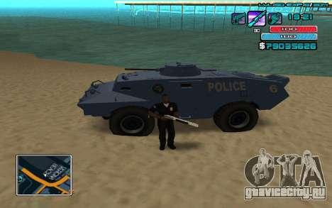 C-HUD by WH edited Mr_Zlo для GTA San Andreas