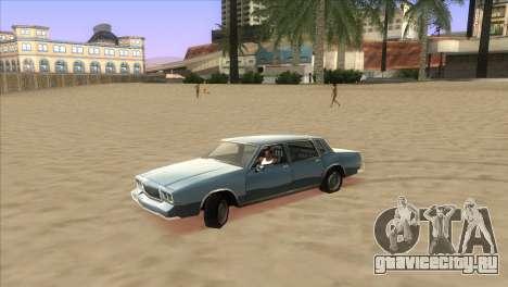 Bright ENB Series v0.1 Alpha by McSila для GTA San Andreas четвёртый скриншот