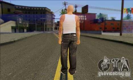 Vagos from GTA 5 Skin 2 для GTA San Andreas второй скриншот
