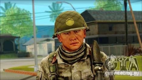 Северокорейский солдат (Rogue Warrior) для GTA San Andreas третий скриншот