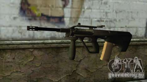 UAR from Pay Day 2 для GTA San Andreas