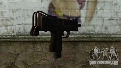 TheCrazyGamer Mac 10 для GTA San Andreas второй скриншот