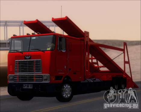 Navistar International 9700 1997 для GTA San Andreas