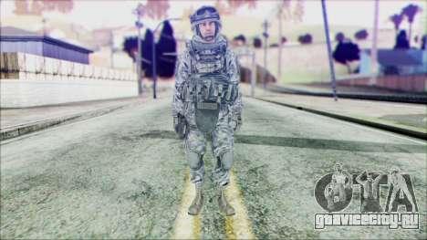 Рейнджер (CoD: MW2) v2 для GTA San Andreas