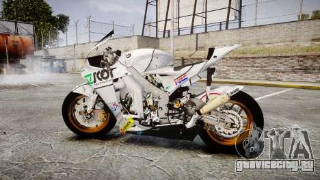 Honda RC211V для GTA 4 вид слева