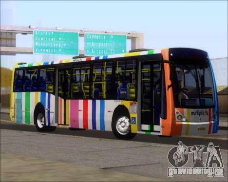 Caio Millennium II Volksbus 17-240 для GTA San Andreas
