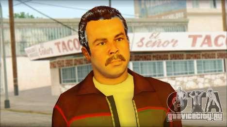 GTA 5 Ped 8 для GTA San Andreas третий скриншот