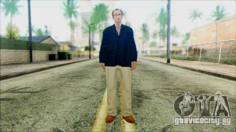 Rosenberg from Beta Version для GTA San Andreas