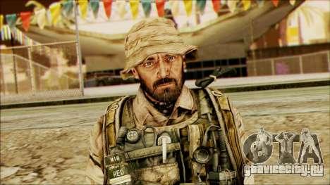 Боец (PLA) v3 для GTA San Andreas третий скриншот
