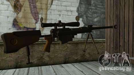 PGM Ultima Ratio Hécate II для GTA San Andreas второй скриншот
