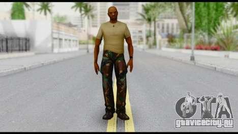 Army Vic для GTA San Andreas