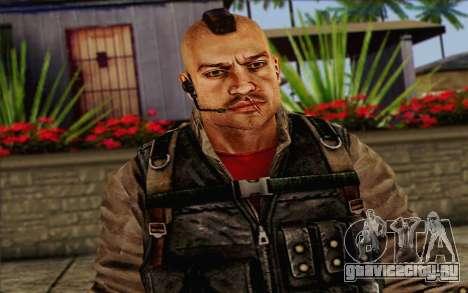 Солдат from Rogue Warrior 2 для GTA San Andreas третий скриншот