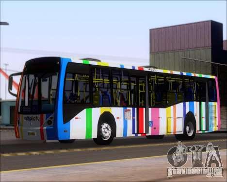 Caio Millennium II Volksbus 17-240 для GTA San Andreas вид слева