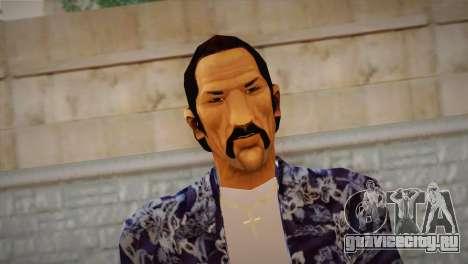 Vice City Style Ped для GTA San Andreas третий скриншот