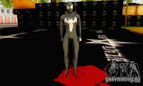 Skin The Amazing Spider Man 2 - Molecula Estable для GTA San Andreas седьмой скриншот