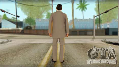 Michael from GTA 5	v2 для GTA San Andreas второй скриншот