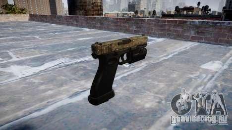 Пистолет Glock 20 devgru для GTA 4 второй скриншот