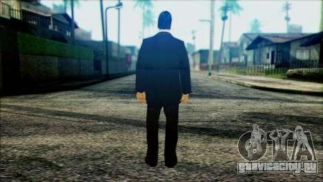 Triada from Beta Version для GTA San Andreas второй скриншот