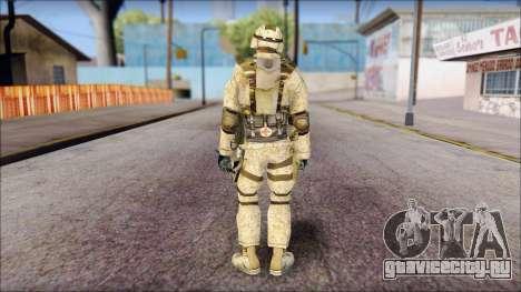 USA Soldier для GTA San Andreas второй скриншот