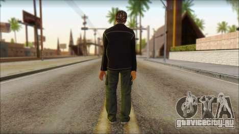 GTA 5 Ped 4 для GTA San Andreas