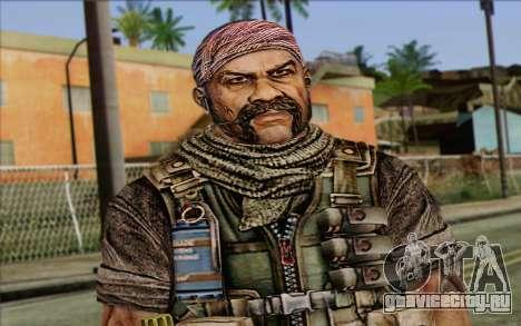 Солдат from Rogue Warrior 3 для GTA San Andreas третий скриншот