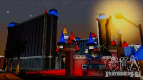 Graphic Unity V4 Final для GTA San Andreas двенадцатый скриншот