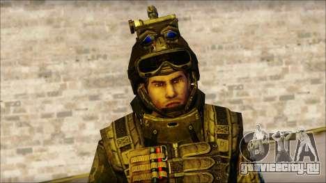 Солдат ЕС (AVA) v1 для GTA San Andreas третий скриншот