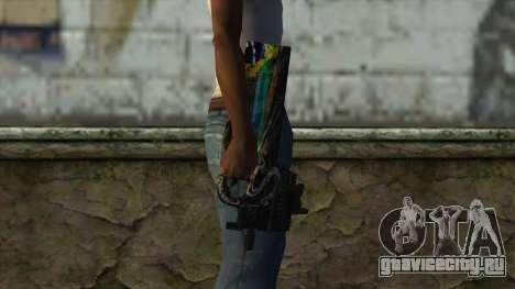 P90 from PointBlank v1 для GTA San Andreas третий скриншот