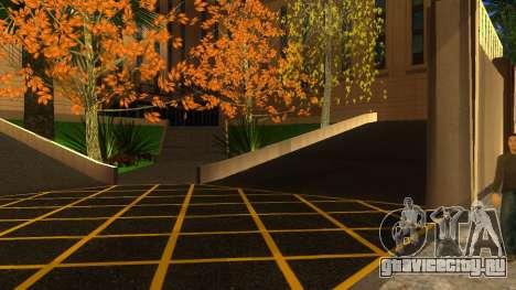 HD Текстуры скейт-парка и госпиталя V2 для GTA San Andreas второй скриншот