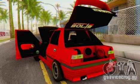 Dacia Super Nova Tuning для GTA San Andreas вид справа
