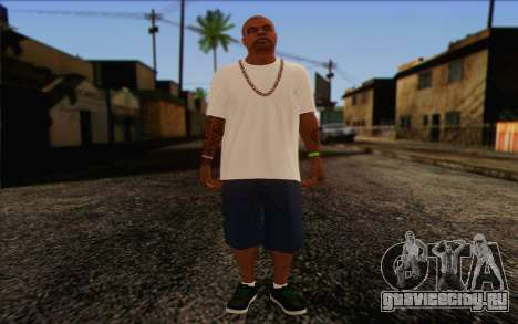 Stretch from GTA 5 для GTA San Andreas