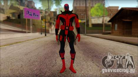 Ultimate Deadpool The Game Cable для GTA San Andreas