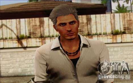 Keith Ramsey v1 для GTA San Andreas третий скриншот