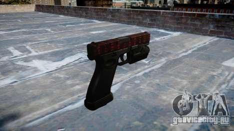 Пистолет Glock 20 art of war для GTA 4 второй скриншот