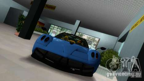 Pagani Huayra 2012 для GTA Vice City